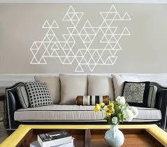 home decor vinyl wall art home decoration accessories wall art creative geometric vinyl home decor vinyl