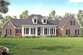 estate house plans. Country Ranch House Plan #142-1167 Estate Plans I