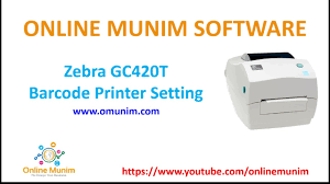 This printer offers the basic features you need—all backed by zebra service and support. Zebra Zd220 Barcode Printer Drivers Setting Thermal Transfer Printer Zebra Zd220 Zpl 203 Dpi Youtube