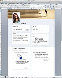 Resume Template In Word Awesome Download Professional It Beautiful