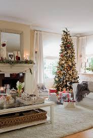 Xmas Living Room Decor 303 Best Images About C H R I S T M A S T R E E S On Pinterest