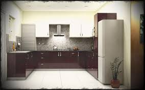 inspiring black top granite and purple modular kitchen designs india with condor minimalist also glamorous green