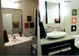modern guest bathroom ideas. Modern Guest Bathroom Makeover Contemporary Small Ideas Bathro . L