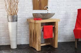 Ideen : Waschtischunterschrank Stehend Holz Waschtisch ...