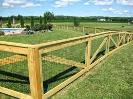 Diy Wire Fence Diy Welded Wire Dog Fence countryboyme