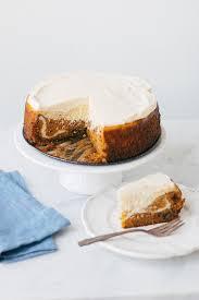 Carrot Cake Cheesecake Pretty Simple Sweet