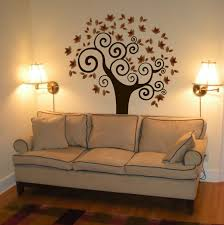 Small Picture Decoration for Your Home Interior With Stunning Tree Images Wall Art