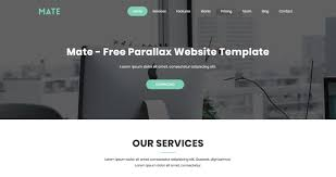 one page website template free one page templates