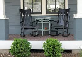white rocking chairs for porch image of front models modern inside 14