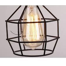 8 of 10 new diy led metal ceiling light vintage chandelier pendant edison lamp fixture