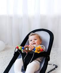 BabyBjorn Bouncer Wooden Toy Bar – BB Buggy