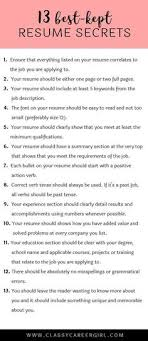 Resume Archives Resume Writing Project Management And Life Hacks