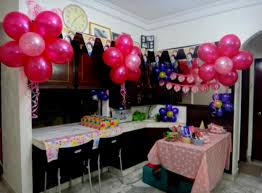 Diy Birthday Decorations Best Party Decoration Ideas Diy For Girls With Colourful