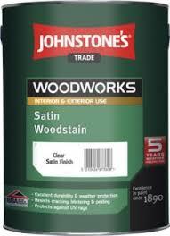 Johnstones Satin Woodstain