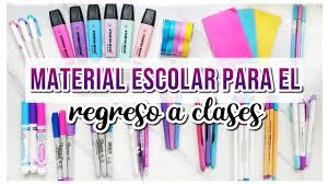 MATERIAL ESCOLAR PARA EL REGRESO A CLASES - Mis básicos y favoritos apuntes  bonitos - DanielaGmr ♥ - YouTube
