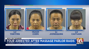 Massage18 4 Arrested After Ads For Massage Parlors Found On Sex Forums
