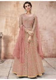 Peach Salwar Kameez Buy Peach Color Salwar Suits Online