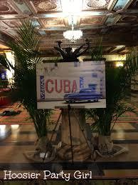 Cuban Party Decorations Havana Nights Hoosier Party Girl