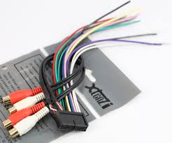 xtenzi radio wire harness for jensen 20pin cd6112 cd3610 mp5610 product overview