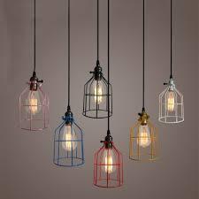 industrial mini hanging pendant light 9