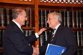 Lorenzo Cesa e Antonio Tajani (1) - Formiche.net