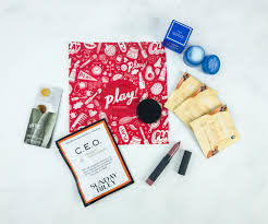 play by sephora january 2019 subscription box review