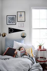 boys bedroom. West Elm - Boys\u0027 Bedroom Makeover With Hannah Carpenter Boys