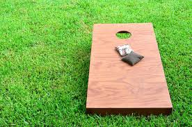 Wooden Lawn Games 100 DIY Yard Games 89