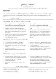 Office Manager Resume Sample 29160572047 Office Manager Resume