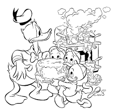 Coloring Pages Donald Duck Animated Images Gifs Pictures