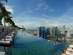 The worlds top hotels with infinity pools ArabianBusinesscom