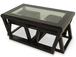 ... Coffee Table With Pull Out Ottomans 08 ...