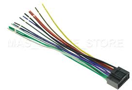 wire harness for jvc kd s39 kds39 *pay today ships today* ebay Jvc Kd S39 Wiring Harness Jvc Kd S39 Wiring Harness #2 jvc kd-s39 wiring diagram