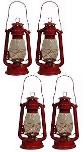 Hurricane Lantern Ceiling Light Buy Red Hurricane Kerosene Oil Lantern Emergency Hanging