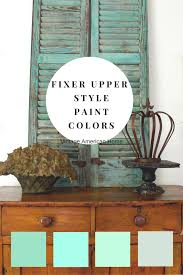 paint colors for furniture. Fixer Upper Paint Colors For Farmhouse Interiors From Vintage American Home Blog Furniture V