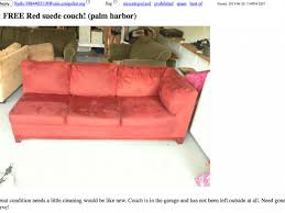 Freebies on Craigslist in Gulfport Pinellas Curb Alert