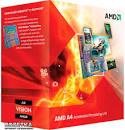 Процесор AMD A4-4000 X2 (AD4000OKHLBOX) FM2, 2 ядра, 3.00GHz, HT 4000MHz, GPU 723MHz, L2: 2x512KB, 32nm, 65W, trey, DDR3-1600