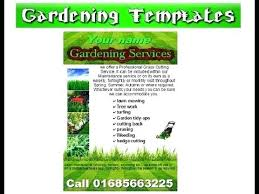 lawn care advertising templates lawn care flyer template landscaping flyers templates free lawn care