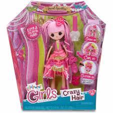 Lalaloopsy Bedroom Furniture Lalaloopsy Girls Crazy Hair Doll Jewel Sparkles Walmartcom