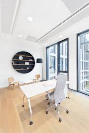 modern rustic office. DTZ Offices - Prague | Industrial Office Furniture Modern Commercial Rustic T