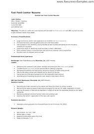 Resume For Mcdonalds Cashier. Mcdonalds Cashier Resume Resume ...