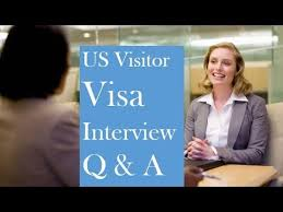 us tourist visa interview questions and