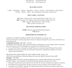 Nurse Manager Resume Sample Objective Examples Case Samples