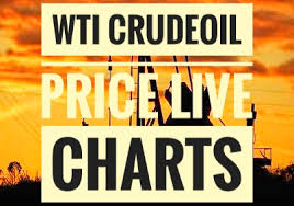 Crude Oil Price Today Live Chart Wti Crude Oil Price