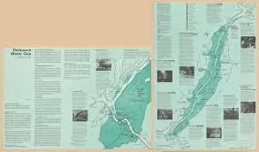 Smith Lake Depth Chart Smith Lake Depth Chart And General Maps Pennsylvania