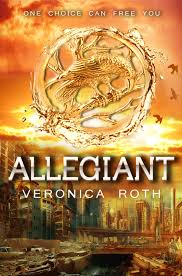 what i m reading allegiant by veronica roth