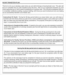 transition plan examples transition plan samples pro88 tk