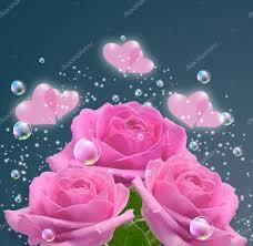 Bildresultat för Hjärtan och rosor