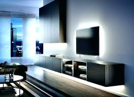 lighting in room. Bedroom Led Lighting Ideas For Living Room Strip Light Decorating In
