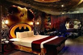 Impressive On Batman Room Decor Cool Bedroom With Stylish Design ...